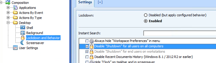 RES ONE Workspace on Windows 10 lessons learned | John Billekens